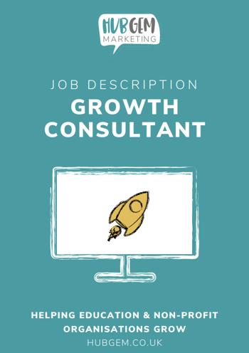 Growth Consultant - Job Description