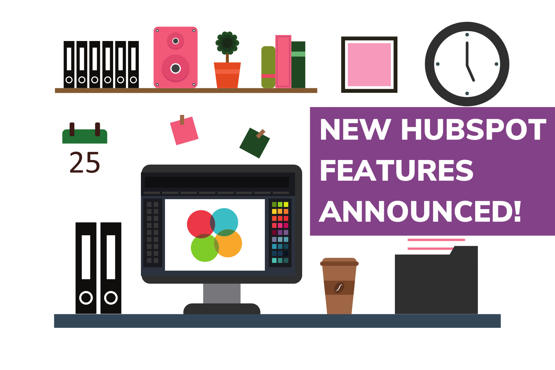New HubSpot features announced at INBOUND 2021!