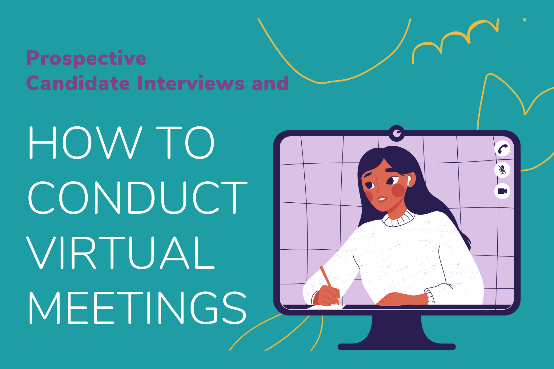 Prospective Candidate Interviews and How to Conduct them Virtually