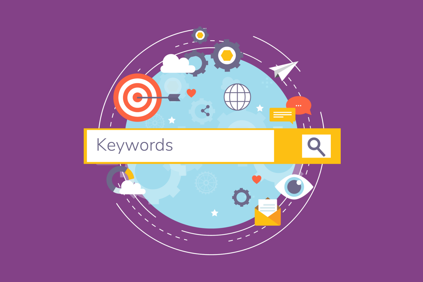 Keywords: what education marketers need to know